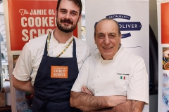 Gennaro Contaldo and Chef