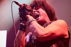 Joe Lynn Turner at the mic