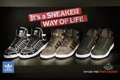 Adidas Sneaker Life