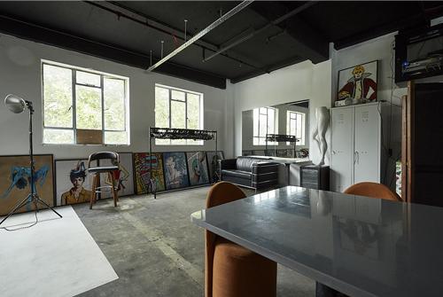 Factory 45 studio 2018
