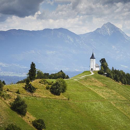Slovenian church 2