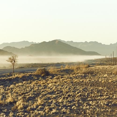 Namibian morning