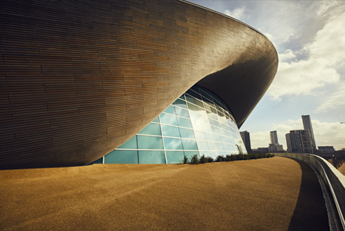 Aquatic Centre exterior