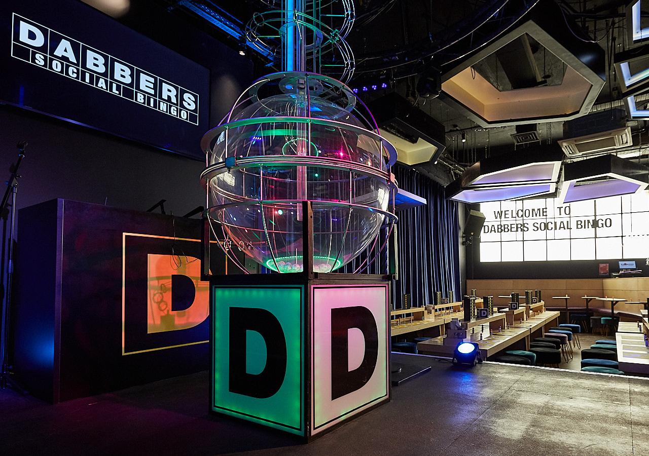 Dabbers Bingo Ball